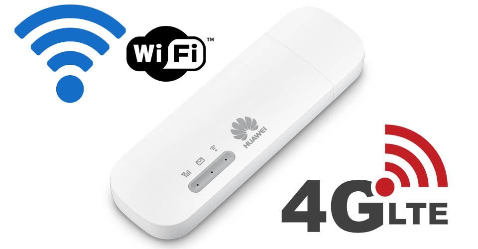Wifi модем Hiawei E8372